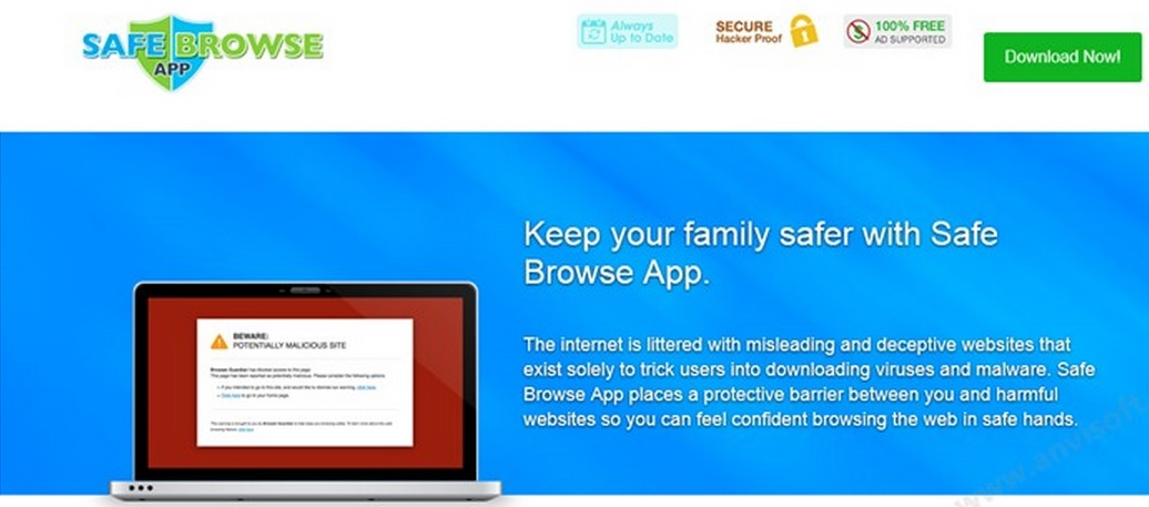 Remove Safe Browse App (Permanent Removal) | Updated