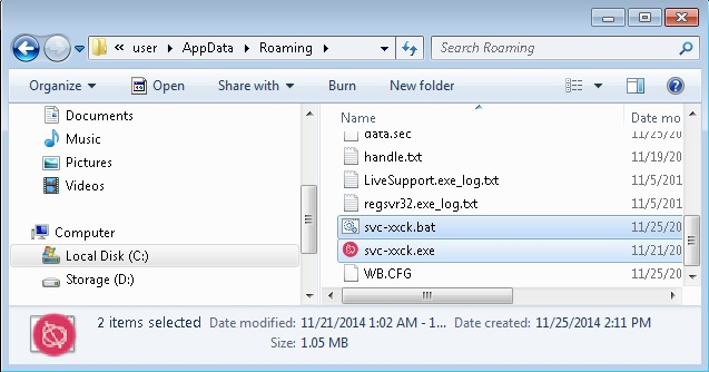 how to delete yontoo from application folder and program data