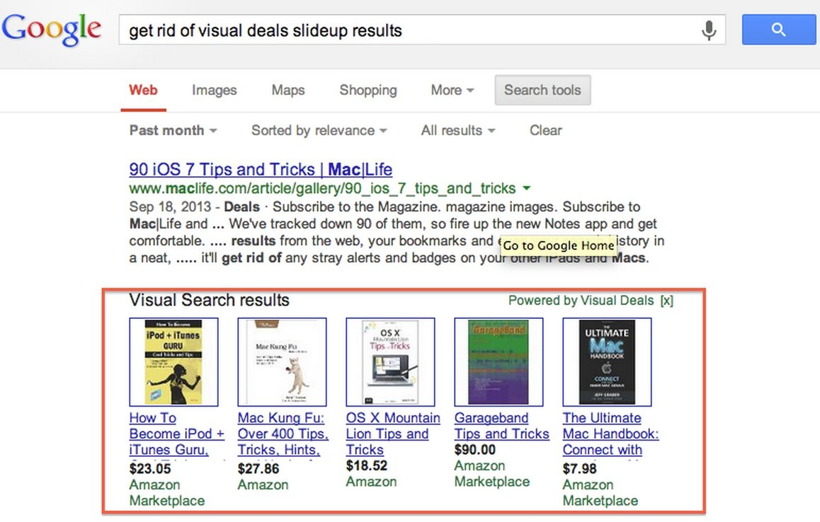 Remove Visual Discovery Ads from Chrome/FF/IE | Updated