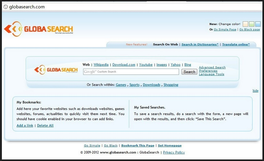 Remove Globasearch com from Chrome/Firefox/IE | Updated