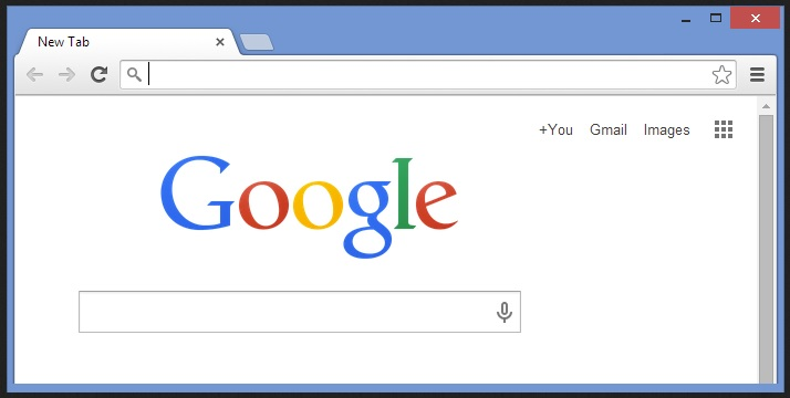 Instructions: how to make Google your homepage