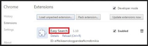 remove-Easy-Search