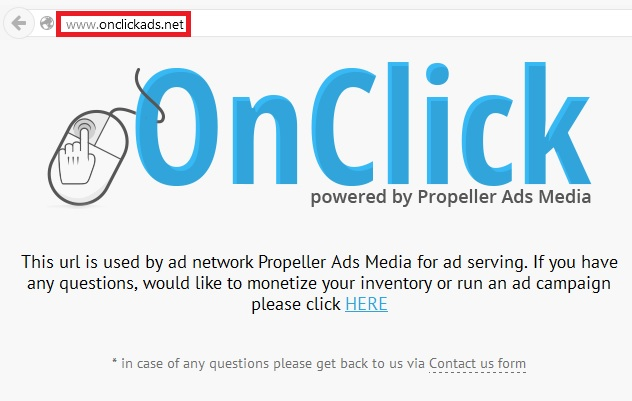 how to get rid of onclickads chrome