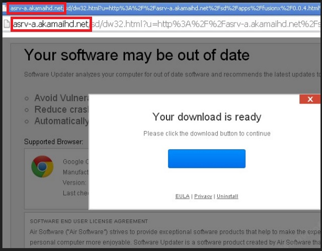 Remove Asrv-a akamaihd net Redirect Pop-up   Updated