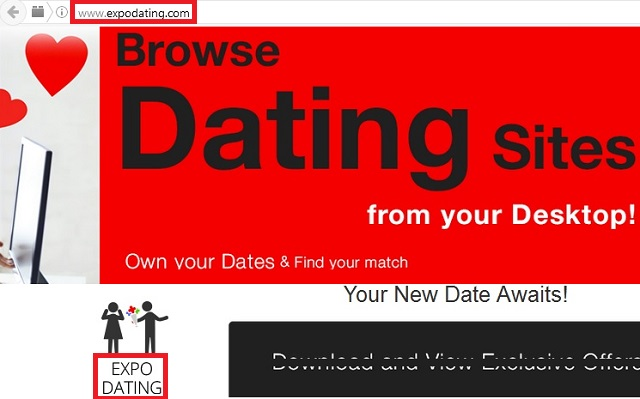 remove dating site ads
