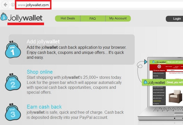 Remove JollyWallet Pop-up Ads (Virus Removal Guide) | Updated