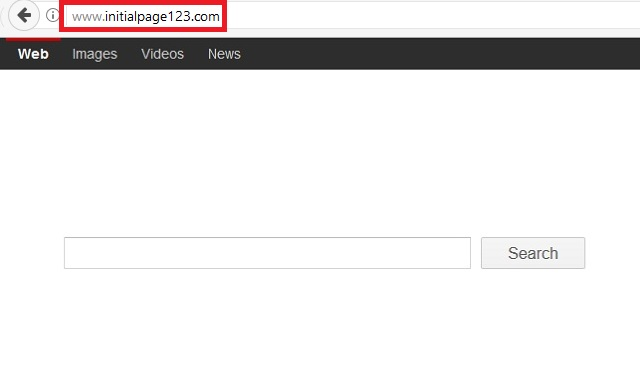 Remove Initial Page 123 Virus | Updated