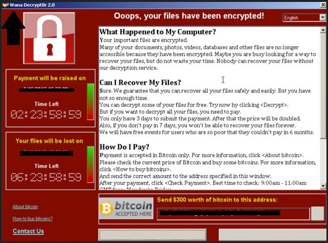 remove Wannacrypt