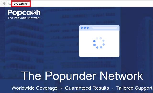 Remove Popcash.net