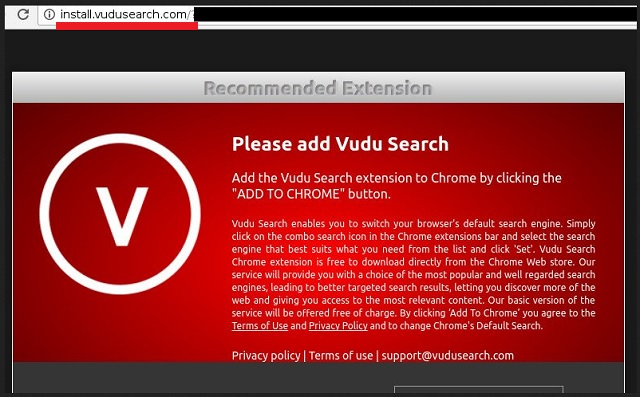 Remove Install.vudusearch.com,