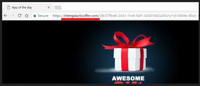 Remove Intergalacticoffer.com