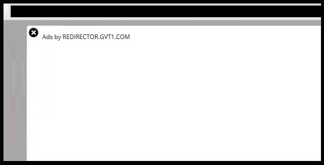 Remove REDIRECTOR.GVT1