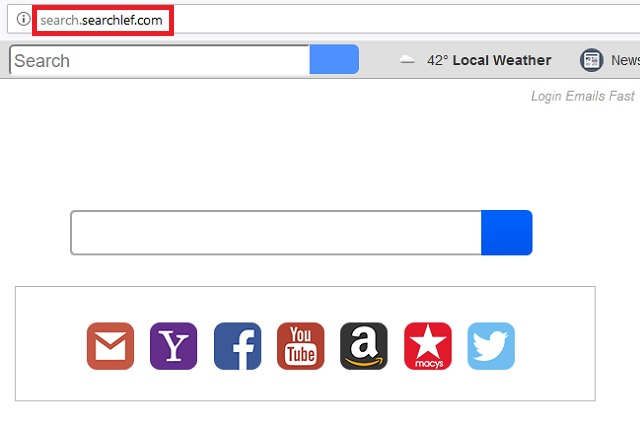 remove  Search.searchlef.com