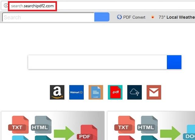 Remove Search.searchipdf2.com