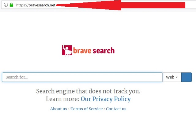 Remove BraveSearch.net