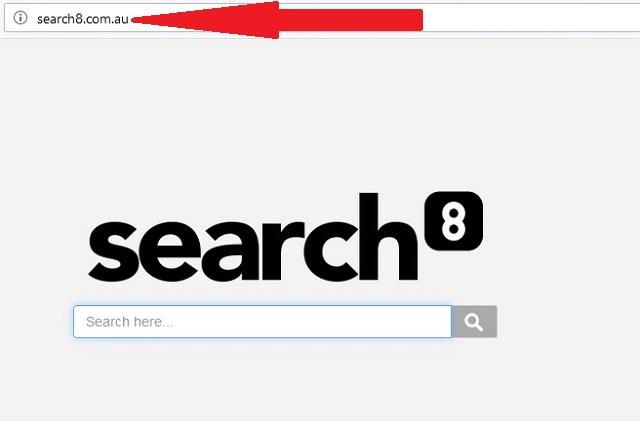 Remove Search8.com.au