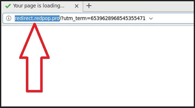 Remove Redirect.redpop.pro