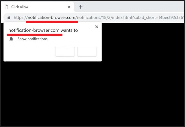Remove Notification-browser.com