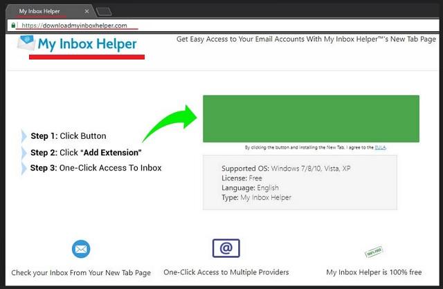 My Inbox Helper Malware Removal   Updated