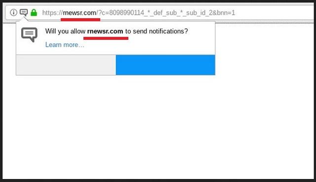 Remove Rnewsr.com