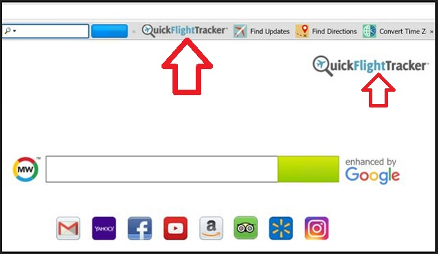 Remove QuickFlightTracker