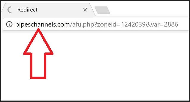 Remove Pipeschannels.com