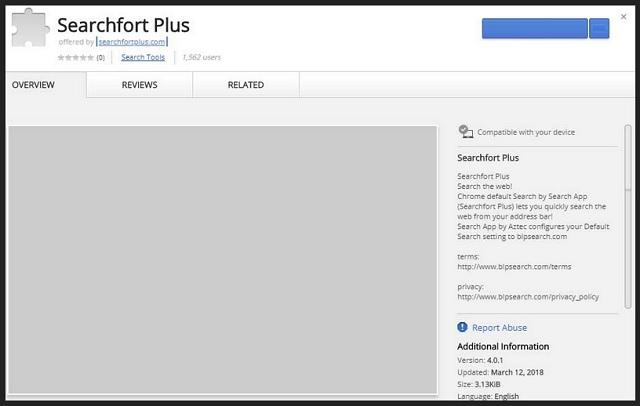 Remove Searchfort Plus