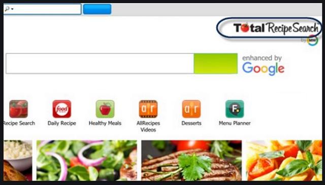 Remove Total Recipe Search