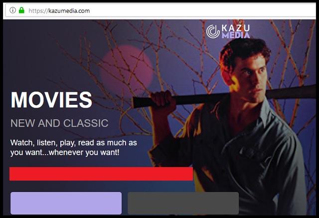 Remove Kazumedia.com