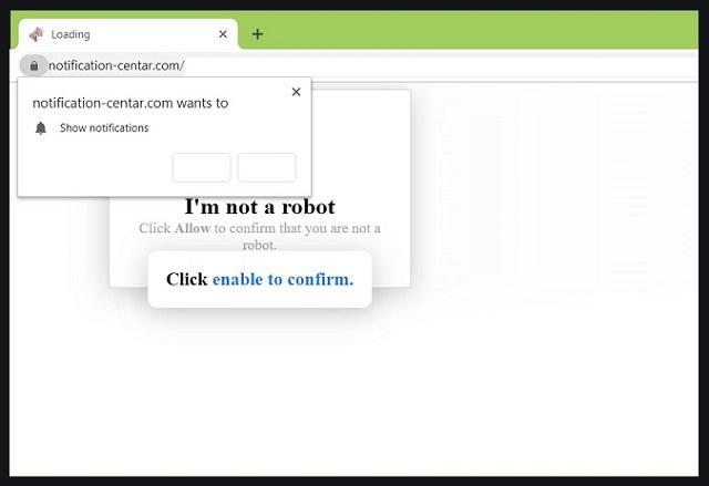 Remove Notification-centar.com
